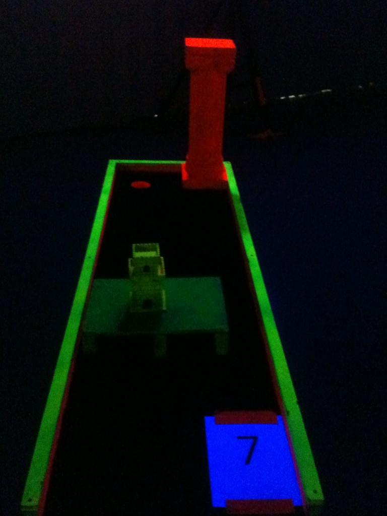 Glo Golf 1