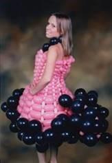 balloon dress 2