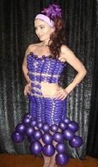 balloon dress 3