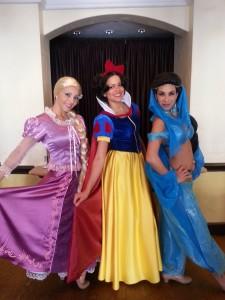 rapunsel jasime  snow white