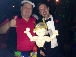 bobby & david Arquette_n